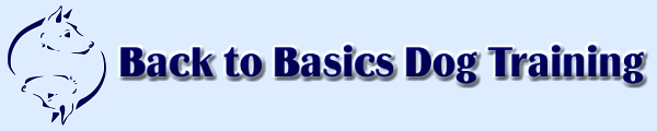 Back to Basics Dog Training